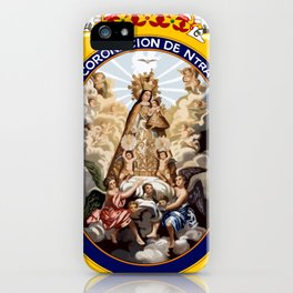 NUESTRA SENORA iPhone Case
