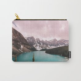 Moraine Lake Banff National Park Carry-All Pouch
