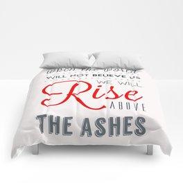 Rise! Comforters