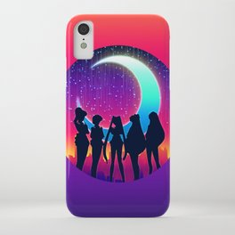 Sailor Moon & Her Guardians iPhone Case