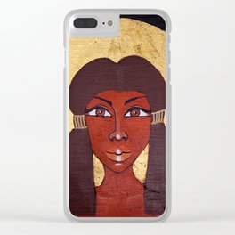 Sirius Daughter no 12 Clear iPhone Case