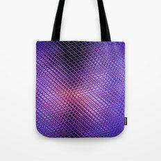 Crystals Reflection Tote Bag