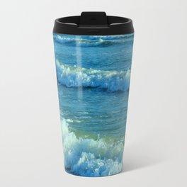 The Sea Buries All Sorrow Travel Mug