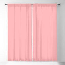 Bubblegum Pink Blackout Curtain