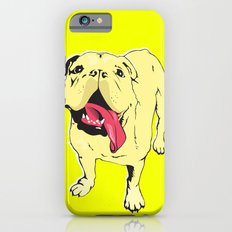 Greta the Bulldog Slim Case iPhone 6s