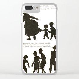 Arthur Rackham - Sleeping Beauty (1920) - Children Clear iPhone Case