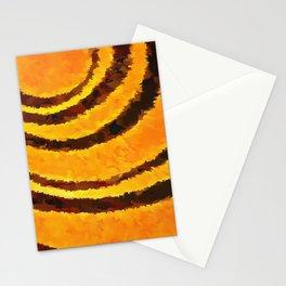 Pop Art Tiger Stripe Animal Print Stationery Cards
