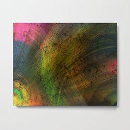 coloribus revulation Metal Print