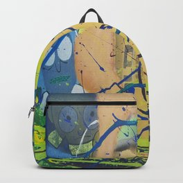graffiti Rick Backpack