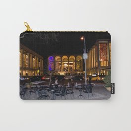 Dante Park and Lincoln Center Carry-All Pouch