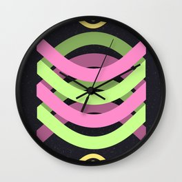 Chorus Inward Wall Clock