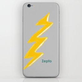 Bolt iPhone Skin