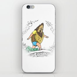 Beefsquatch iPhone Skin