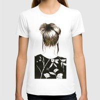 emma watson T-shirts featuring Emma  by Yaz Raja Designs