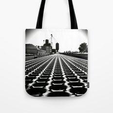 Railway industry Tote Bag