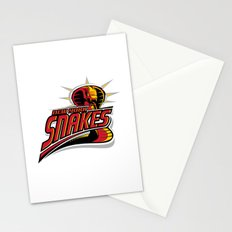 New York Snakes Stationery Cards
