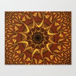 Carpet Of The Sun Canvas Print