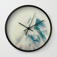 pony Wall Clocks featuring pony by cOnNymArshAuS