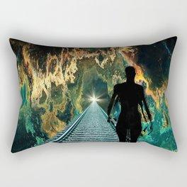 A Journey To A Star Rectangular Pillow