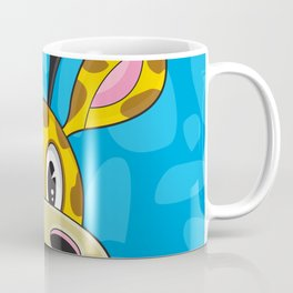Cute Cartoon Giraffe Coffee Mug