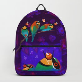 Bee-eaters Backpack