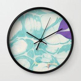 Marble 3 Wall Clock