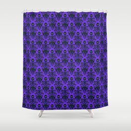 Wall To Wall Creeps Shower Curtain