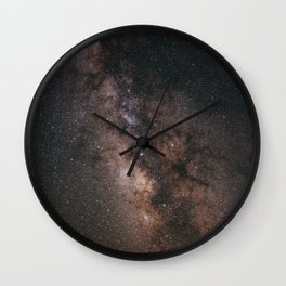 Salty Milk Wall Clock