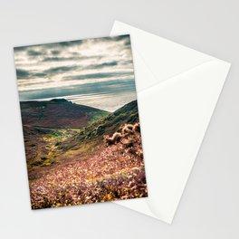 Cornish seascape, Landscape photography, Giclee print, Nautical wall decor, secret beach, Nanjizal Stationery Cards