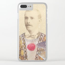 Salvaged Relatives (02) Clear iPhone Case