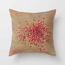 CRANBERRIES Throw Pillow