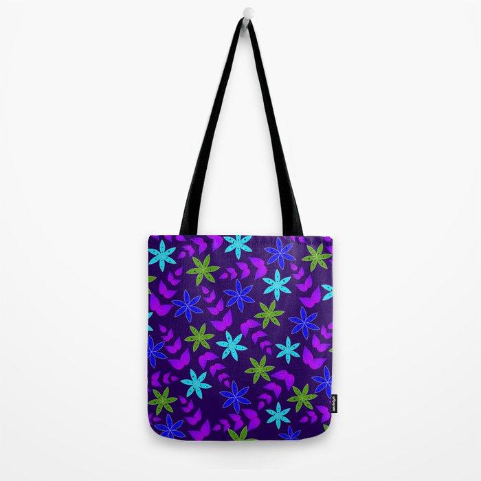 Pattern Q Tote Bag