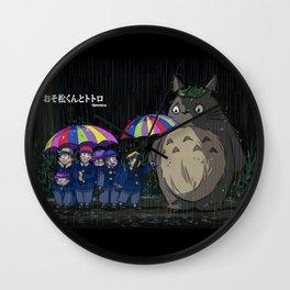 My Neighbour Osomatsu 01 Wall Clock