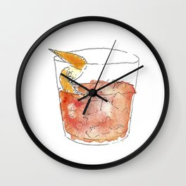 negroni Wall Clock