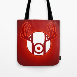Red Nosed Lantern Tote Bag