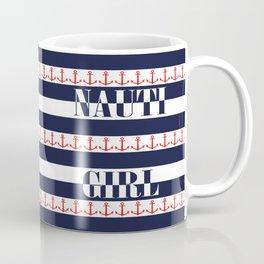 Nauti Girl Coffee Mug