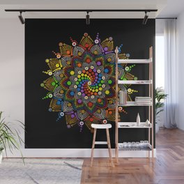 The Alchemy of Unity Wall Mural