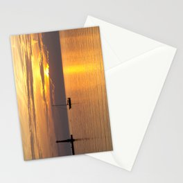 Lake of Gold Stationery Cards