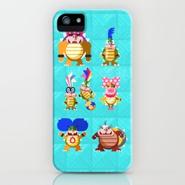 Koopalings! iPhone Case