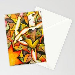 Dancer- Change of Season  Stationery Cards