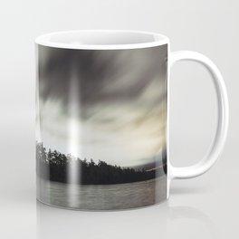 Light Polluted Lake Coffee Mug