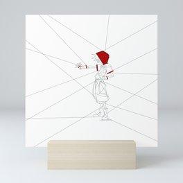 Kingdom Hearts - Sora Mini Art Print