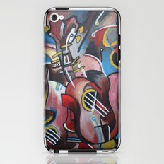 Let Them Hear Music iPhone & iPod Skin