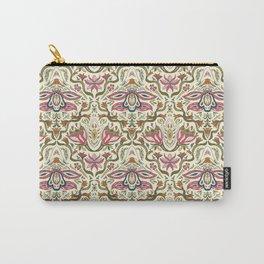 Orchid Art Nouveau Carry-All Pouch