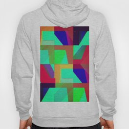 Colorful Truth. Green. Hoody