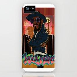 Kool Hercules iPhone Case