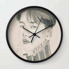 Royal   Baekhyun Wall Clock