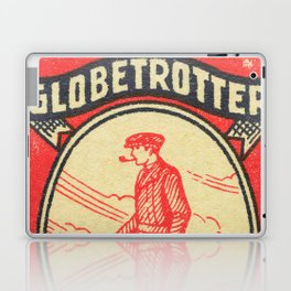 Old Matchbox label #12 Laptop & iPad Skin