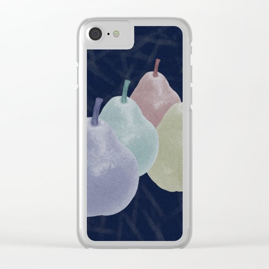 Pears Clear iPhone Case
