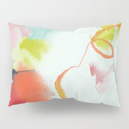 landscape in spring Pillow Sham